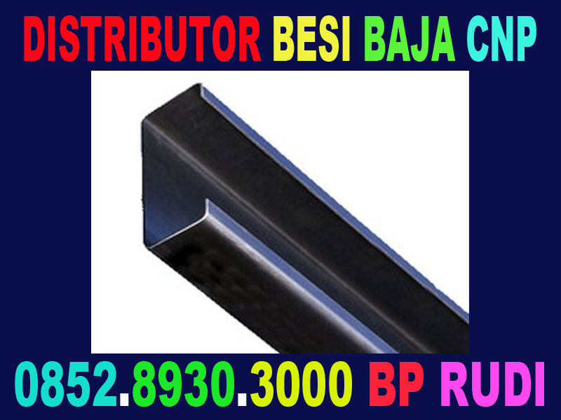 distributor besi cnp baja cnp kanal cnp surabaya murah sni berkualitas3 Jual Besi Profil Kanal CNP untuk Karoseri Otomotif di Surabaya 0852.8930.3000